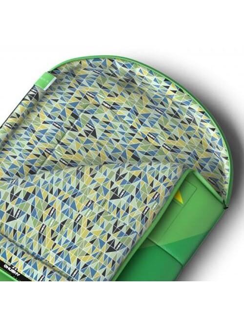 Husky bolsa de dormir de los Niños Milen - Verde