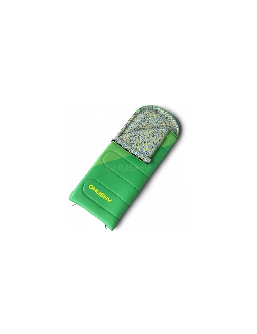 Husky sacco a pelo per Bambini Milen - Verde