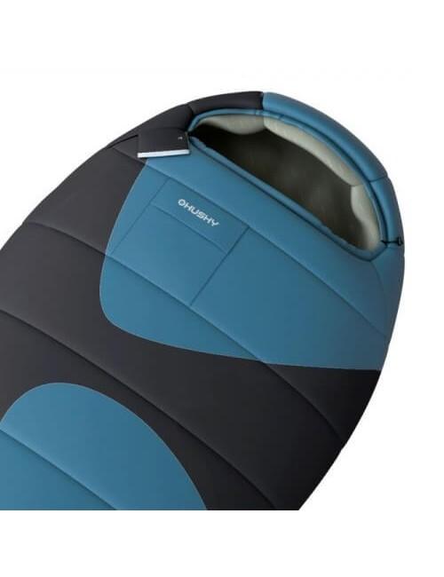 Husky bolsa de dormir de Musset - Azul