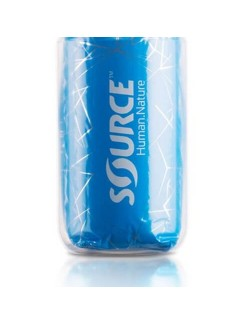 Source Insulated Sport Bottle 0.6 L - Gray