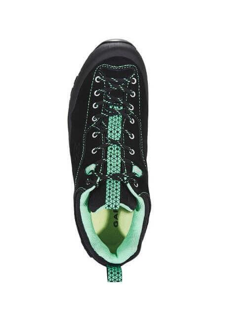 Garmont wanderschuh Dragontail LT WMS Katze Eine Black - light Green