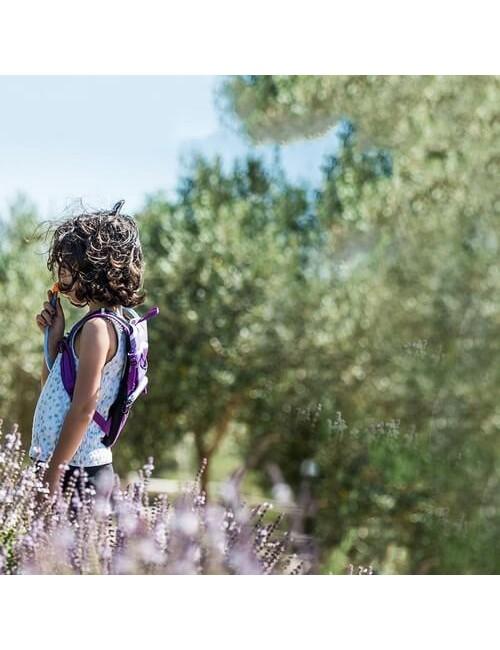 Source d'Hydratation Spinner NC Enfants De 1,5 L - Violet