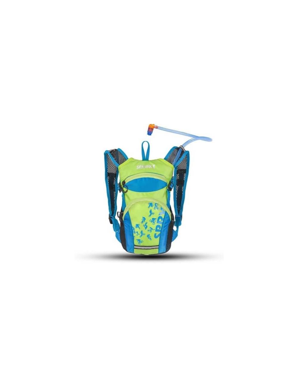 Fuente De Hidratación De Spry Niños De 1,5 L - Azul/Verde