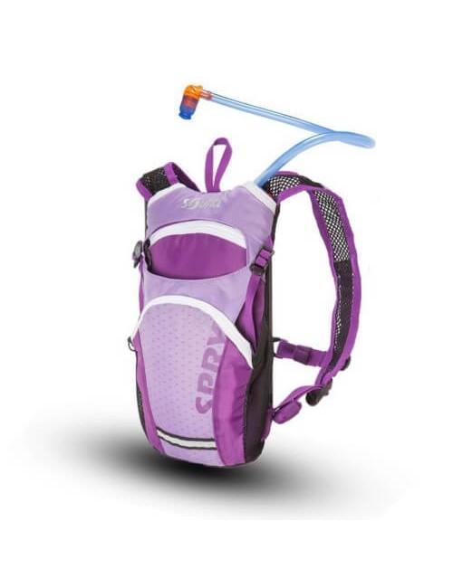 Source D'Hydratation Spry Enfants De 1,5 L - Violet Clair