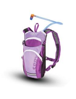 Source hydration pack voor kinderen Spry 1.5 liter - Licht Paars