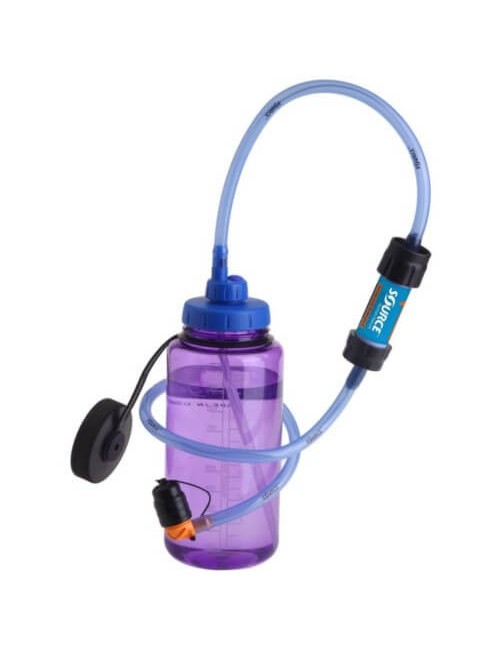 Quell-Wasser-Filter-Kit - ConverTube + Mini-Sawyer