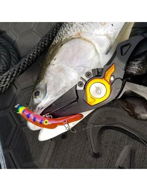 """Gerber alicates de la pesca Magniplier 7.5"""" - Negro con Naranja"""