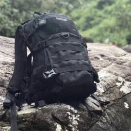 NiteCore mochila mochila BP20 Molle - 20 litros - Negro