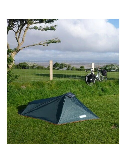 Highlander Prugnolo 1 zaino, tenda, Verde Cacciatore