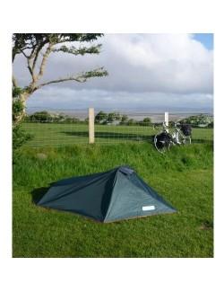 Highlander Blackthorn 1 backpack tent - Hunter Green