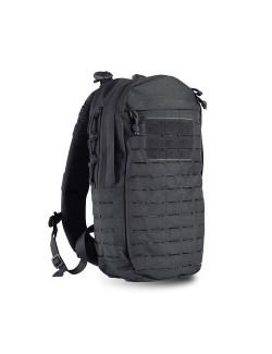 Highlander Cobra Single Strap Backpack 15L - Black