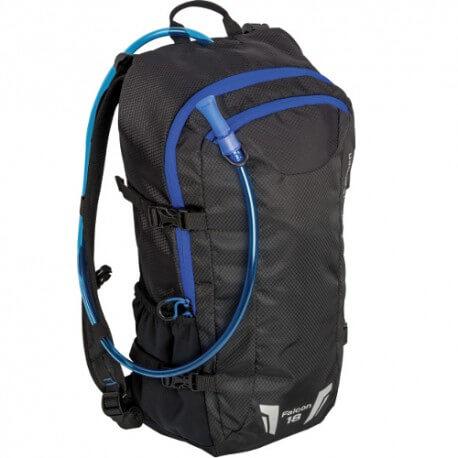 Highlander Falcon Pack de Hidratación de 18 litros - Negro/Azul