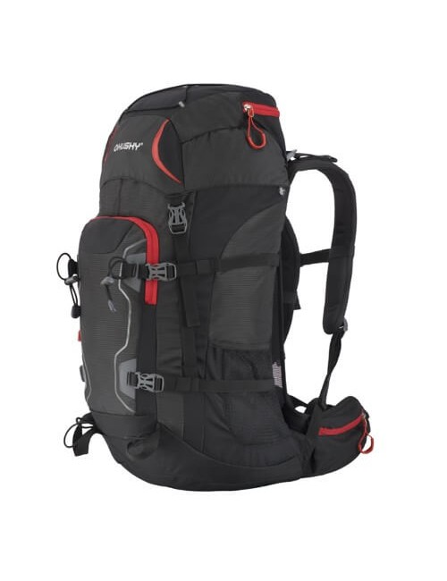 Husky Expedition Backpack – Wiper - Black