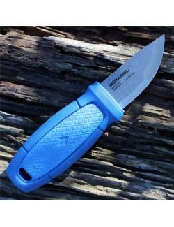 Mora Eldris Cuchillo En El Cuello - Azul