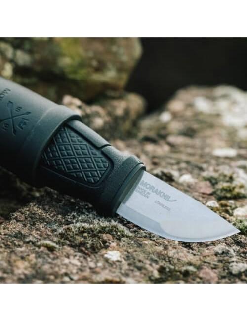 Mora Eldris Neck Knife - Black