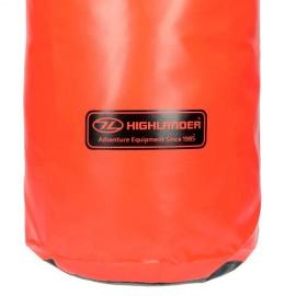 Highlander Tri PVC Laminato Lavaggio Borsa (16 litri) - Arancione