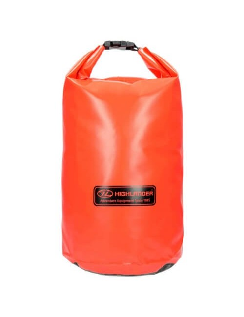 Highlander Tri-Laminat PVC Dry Bag (16 liter) - Orange