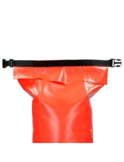 Highlander Tri Laminado de PVC Bolsa Seca (16 litros) - Naranja