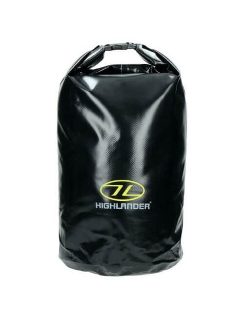 Highlander Tri-Laminat PVC Dry Bag (16 liter) - Black