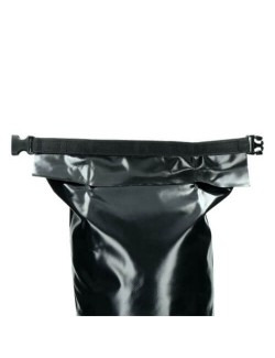 Highlander Tri Stratifié PVC Sac étanche (16 litres) - Noir