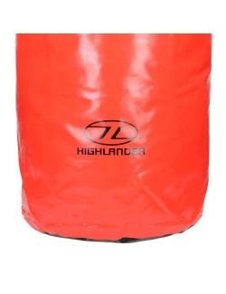 Highlander waterdichte tas Dry bag Tri-Laminate PVC 29 liter - Oranje