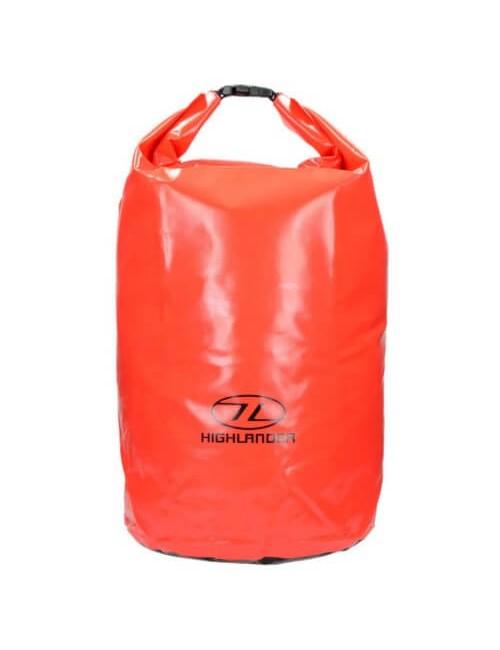 Highlander Tri Laminado de PVC Bolso Seco (29 litros) - Naranja