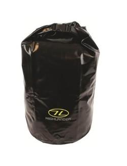 Highlander Tri-Laminat PVC Dry Bag (29 liter) - Schwarz