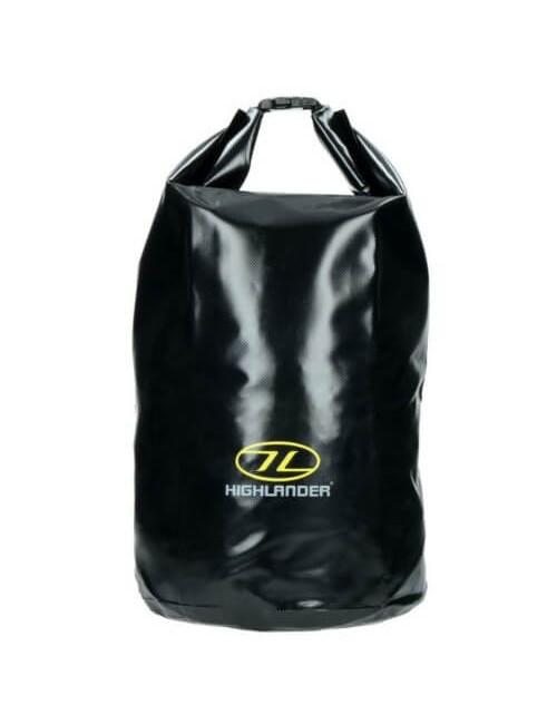 Highlander waterdichte tas Dry bag Tri-Laminate PVC 29 liter - Zwart
