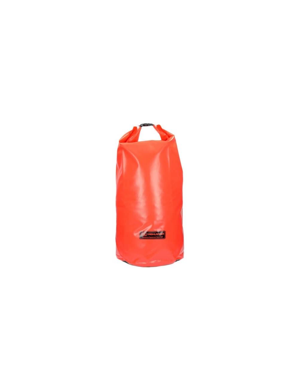 Highlander waterzichte tas Dry bag Tri-Laminate PVC 44 liter - Oranje