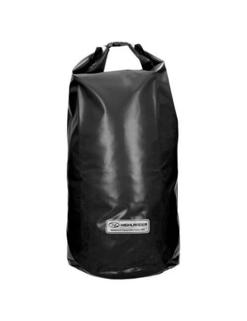 Highlander waterzichte tas Dry bag Tri-Laminate PVC 44 liter - Zwart