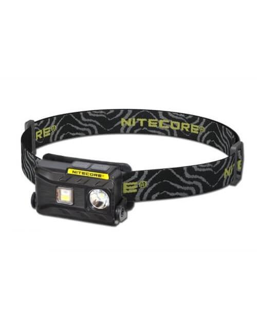 NiteCore proiettore ricaricabile NU25 360 lumen - Nero