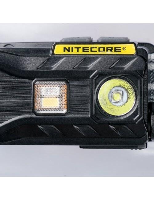 NiteCore faro recargable NU25 360 lúmenes - Negro