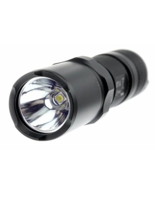 NiteCore zaklamp MT1A Multi-Task serie 180 lumen - Zwart