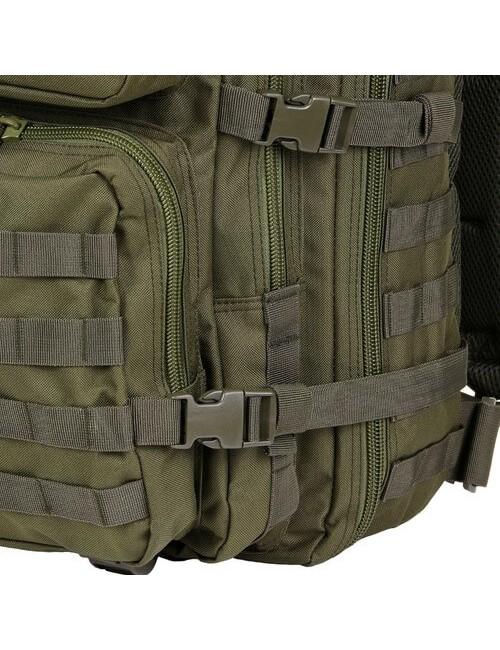 101 Inc Mountain-Rucksack 45 liter - ArmyGreen