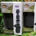 Bushcraft kooksysteem met waterfles Multi-fuel - Leger Groen