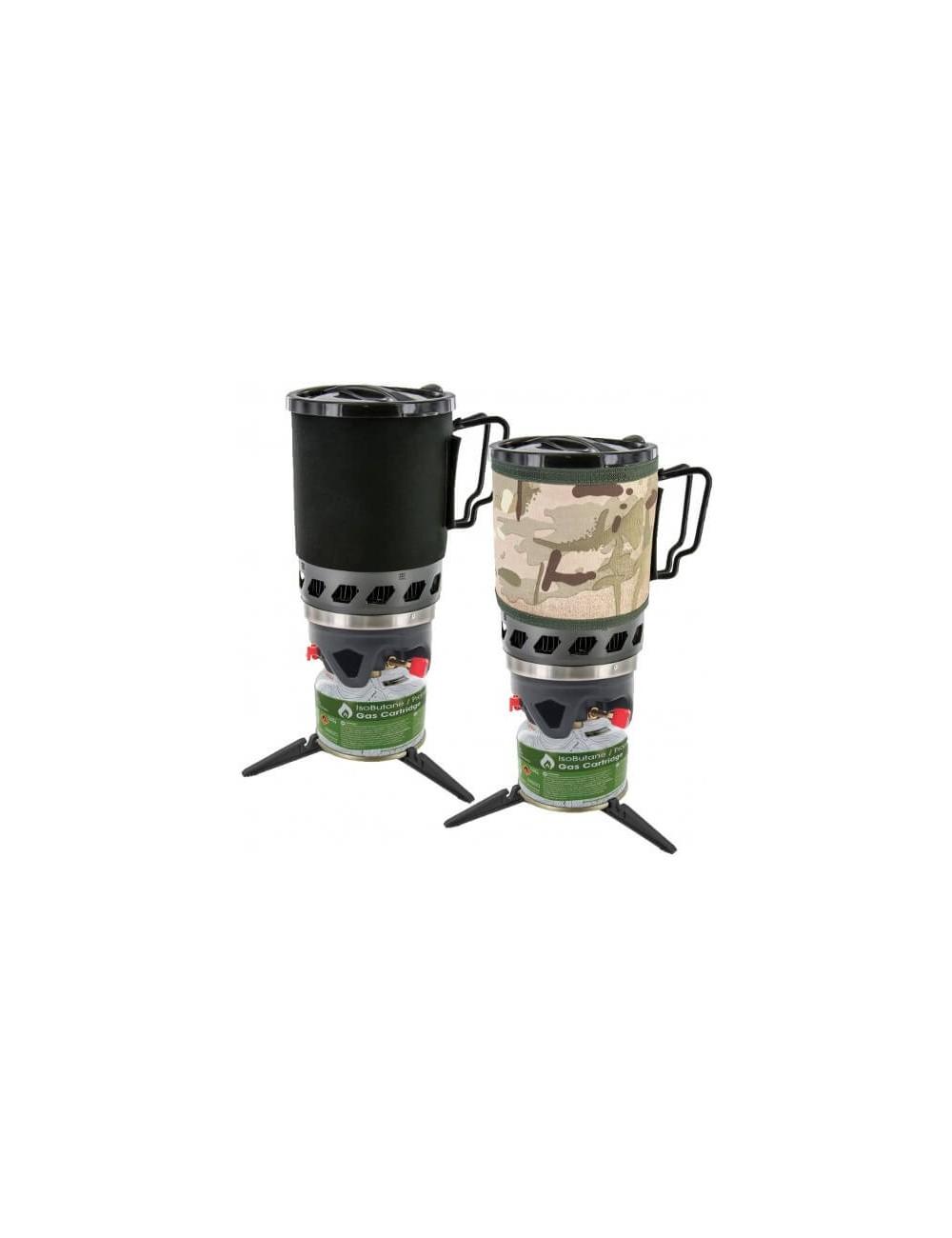 Highlander snelkoker Fastboil MKII - Zwart en Camo