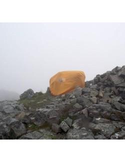Highlander noodtent Emergency Survival Shelter 2-3 personen - Oranje