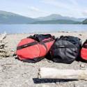 Highlander Lomond Tarpaulins Duffle Bag 65 - Black