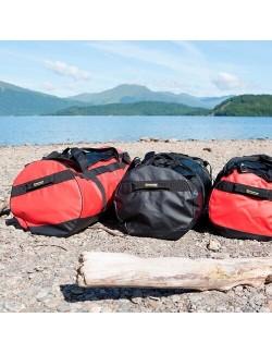Highlander waterdichte tas Drybag Mallaig 35 liter - Rood