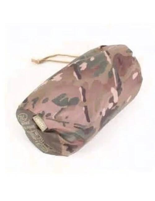 Highlander trekkerstent Pro-Force Basha bivaktent - camouflage HMTC