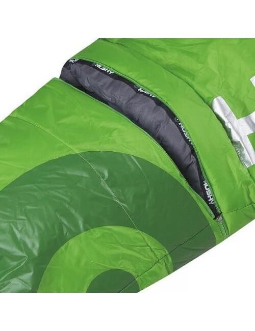 Husky sleeping bag Kids Magic Green