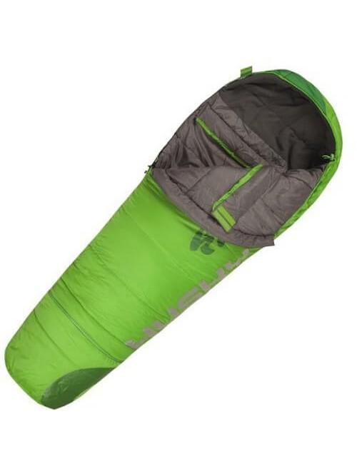 Husky bolsa de dormir a los Niños la Magia Verde