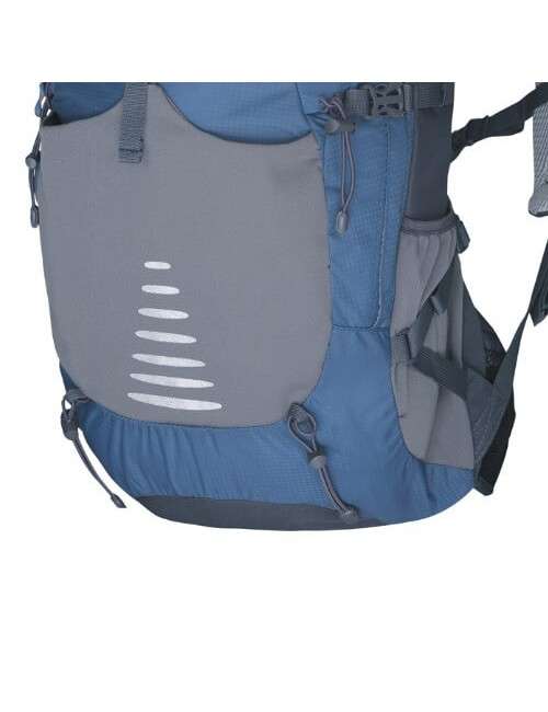 Husky mochila, Senderismo, Ciclismo, Excursionismo – Resbalón - en 30 litros, Azul