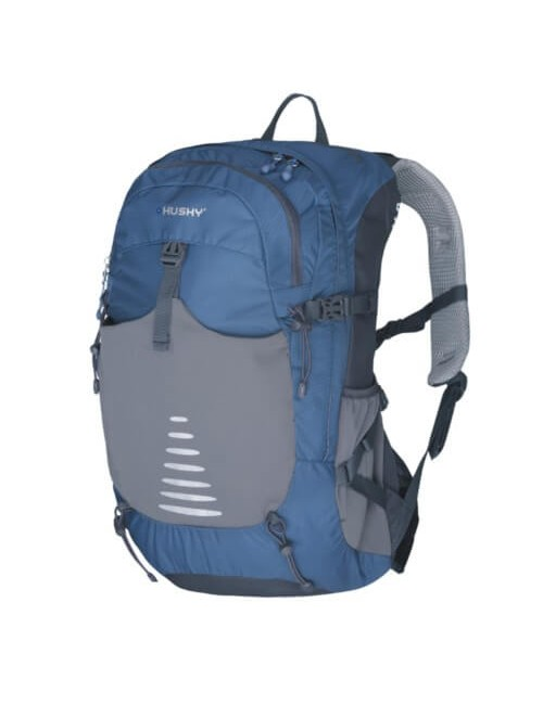 Husky zaino, Trekking, escursioni in Bicicletta, Zaino in spalla – Skid - in 30 litri, Blu