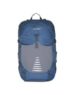 Husky rucksack, Trekking, Cycling, Backpacking – Skid - in 30-litre, Blue