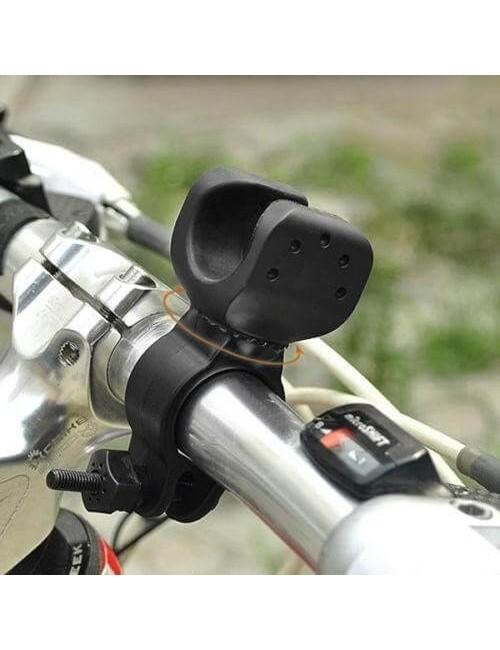 Fietsbevestiging Bike mount voor Cree Q5 mini zaklamp
