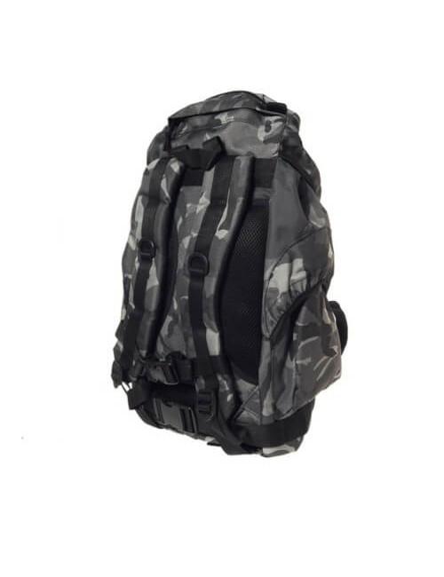 Fostex rugzak Recon Night Camo 25 liter - camouflage Nacht Zwart-Grijs