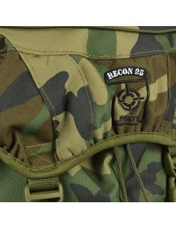 Fostex Recon Zaino da 25 litri - Bosco