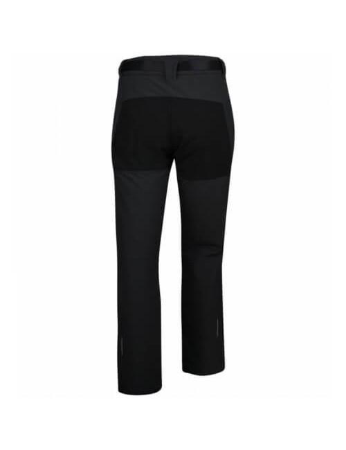 Husky outdoor pants Class L - softshell wandelbroek with stretch -Black