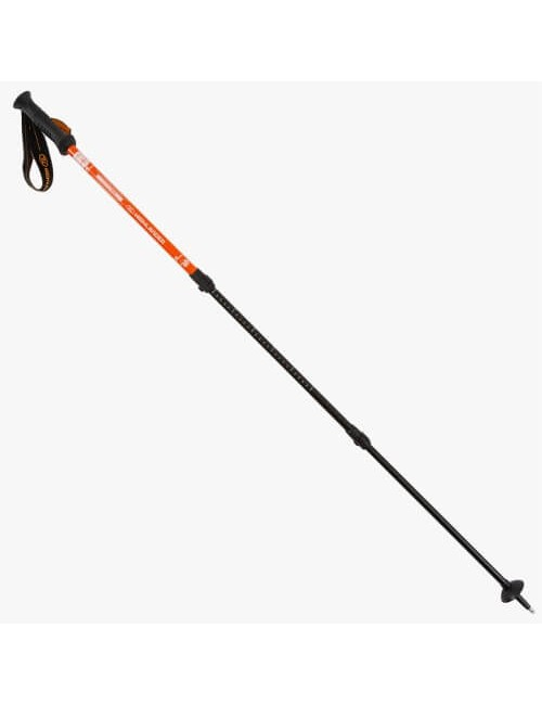 Highlander walking-stick (single), Isle of Tiree - Schnell Lock - Orange